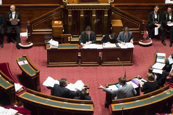 emploi des senior  Sénat - Palais du luxembourg