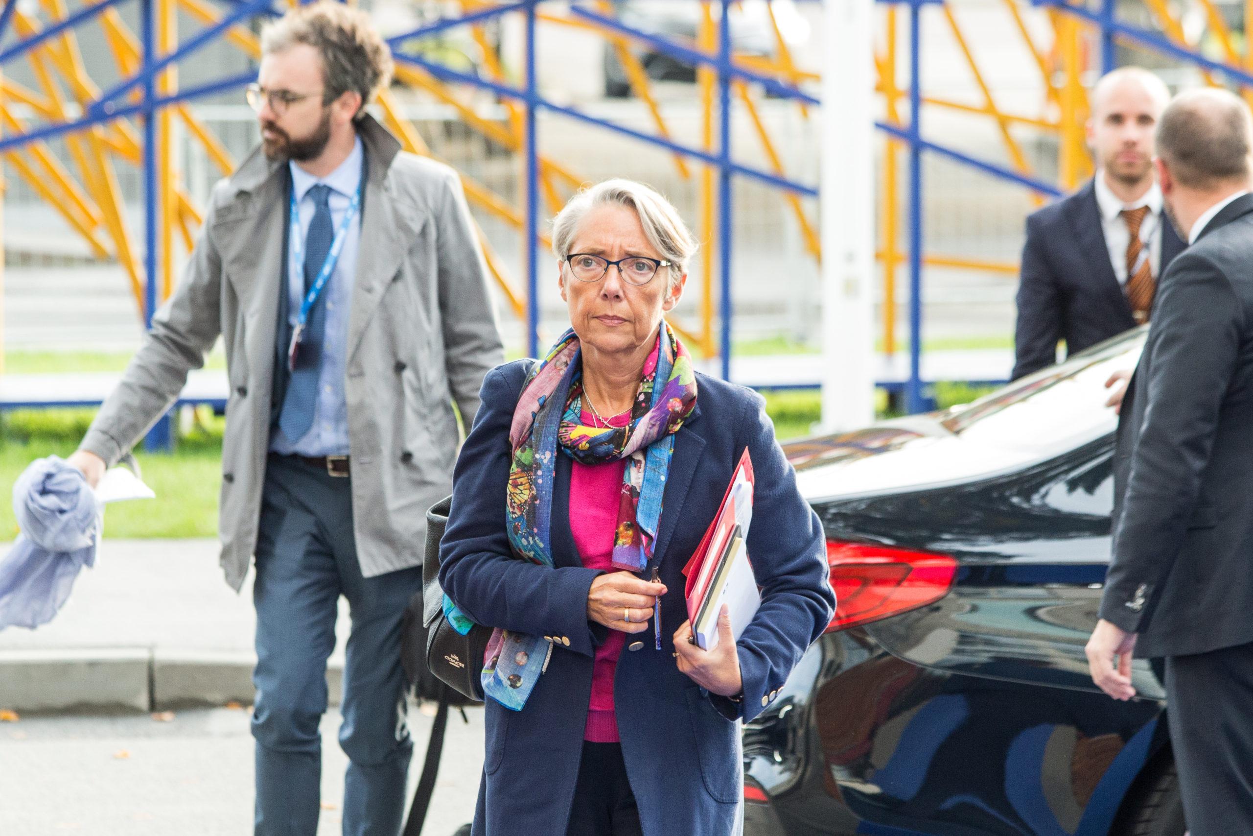 Elisabeth Borne, nouvelle ministre du travail